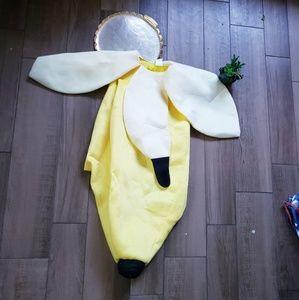 Spirit Banana Halloween Costume Funny L